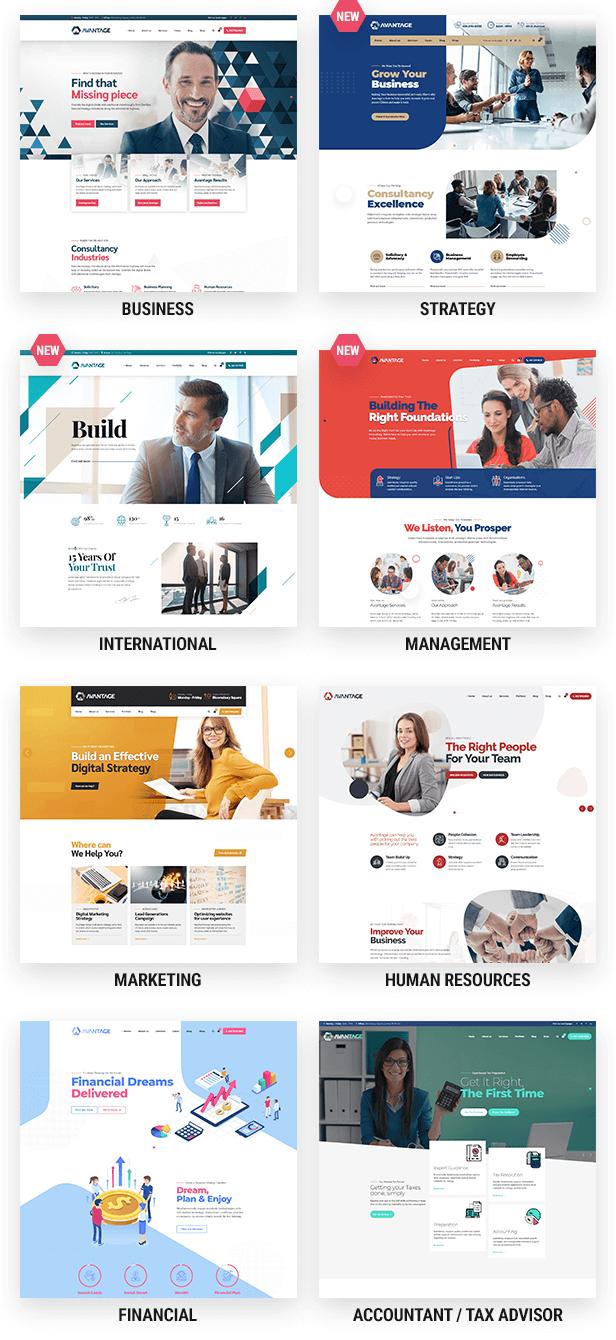 Avantage - Consultoría de negocios - 5