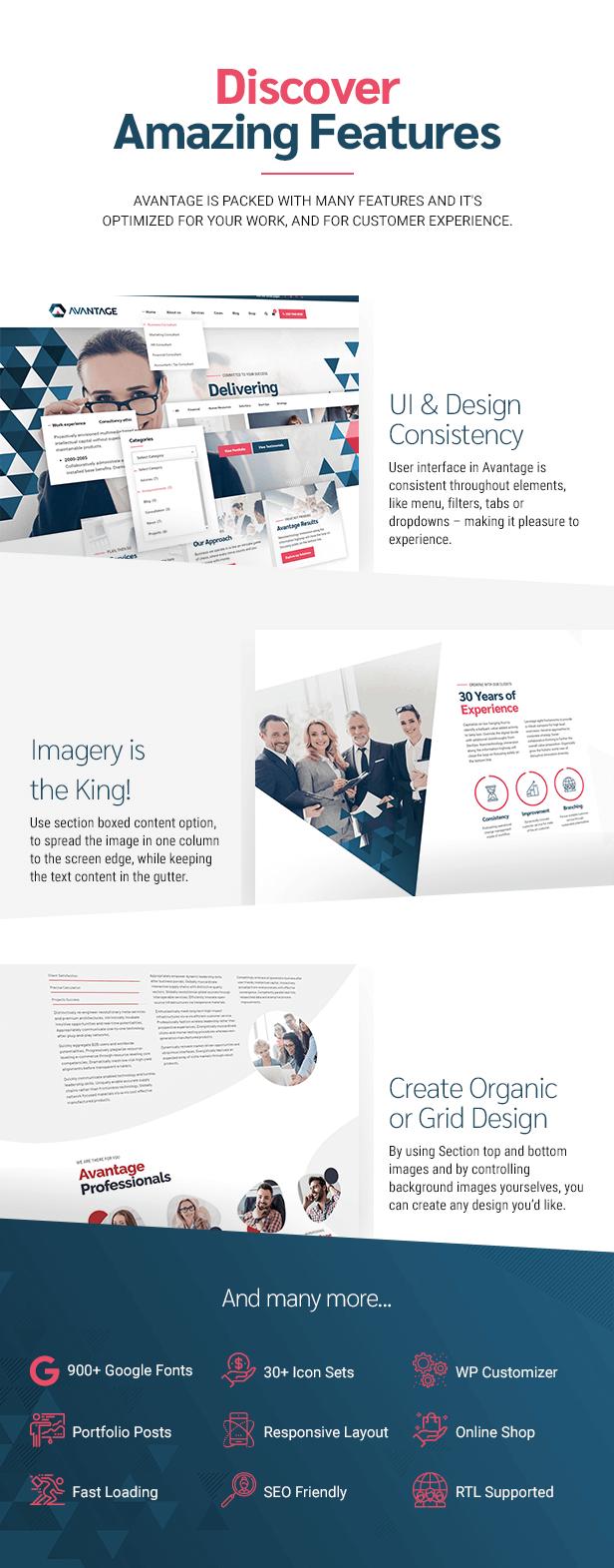Avantage - Consultoría de negocios - 8